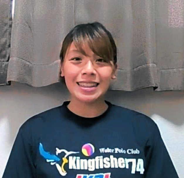 明石西高出身の新沢「五輪が最終目標」水球女子代表候補、開催に望み