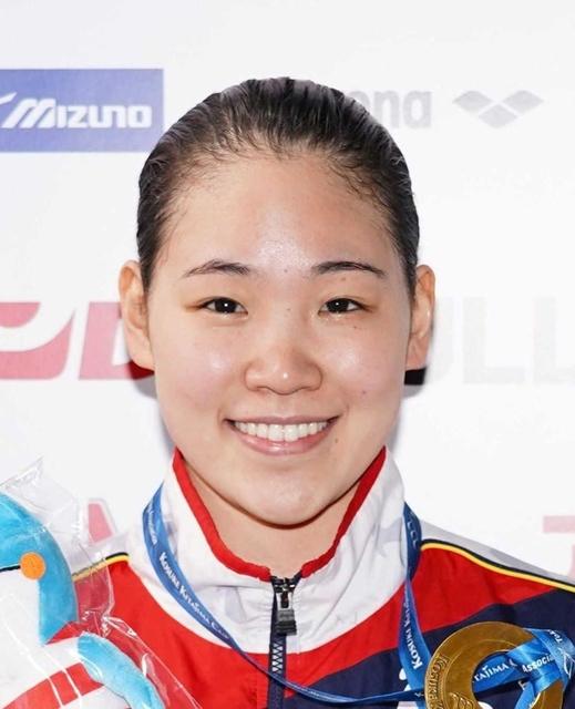 競泳・白井が初の五輪代表 女子リレーメンバー入り、宝塚出身